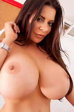Linsey Dawn Mckenzie boobs fetish