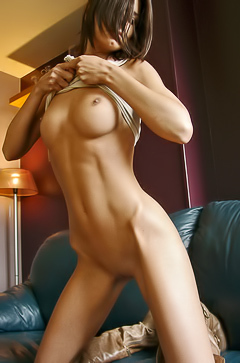 Claudia Beige - hot body