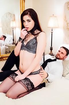 Amber Nevada innocent porn