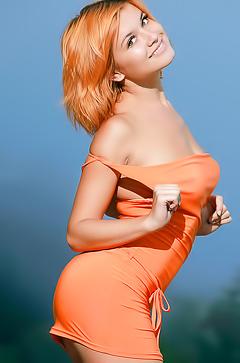 Redhead beauty Violla A