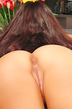 Layla Rivera bombshell butt