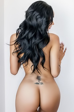 Brittany Madisen - playboy butt