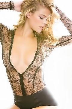 Nude celeb Nina Agdal