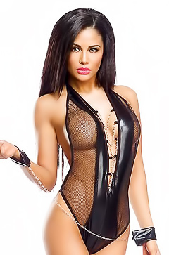 Sexy super models