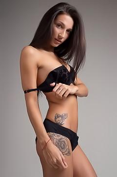 Glamour Tattooed Beauty Kenya