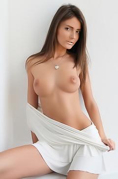 Amazing naked girl