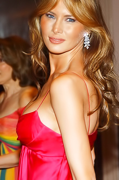 Melania Trump - amazing first lady