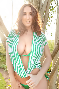 Stacey Poole - dream boobs