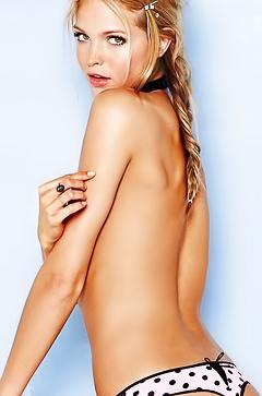 Model Erin Heatherton in her best photoshoots