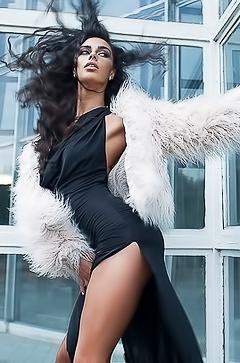 Elegant and so hot models