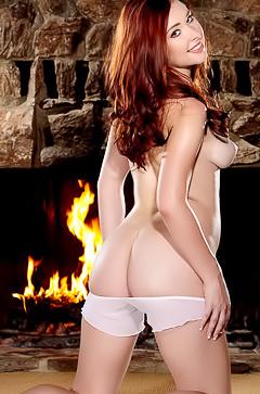 Melody Jordan - hot redhead slut