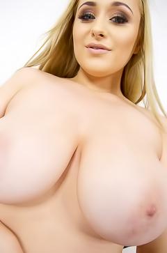 Rachael C huge melons pics