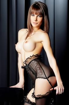Miss Bulgaria Victoria Ananieva