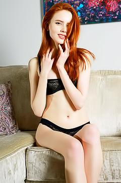 Cute Russian Babe Bella Milano