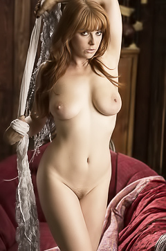 Penipa - redhead beauty with perfect body