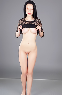 Vasilia is getting naked