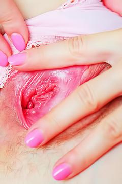 Sofi Shane - sexy pink clit
