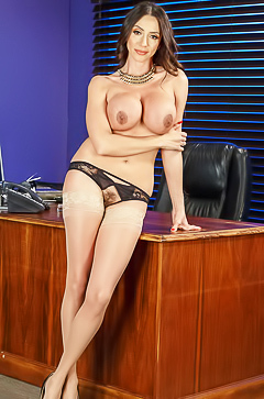 Husband's secretary