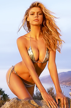 Kelly Rohrbach - amazing bikini model