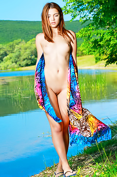 Gorgeous Alicia Love