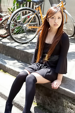 Nude asian Cocoro Hirahara