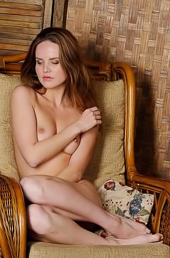 Nude And Natural Beautiful Camilla A